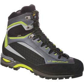 La Sportiva Trango Tower GTX Schoenen Heren, carbon/apple green